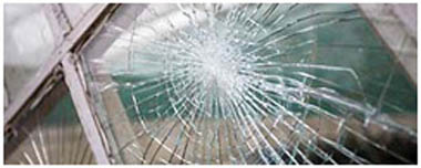 Lewes Smashed Glass